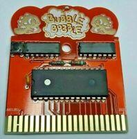 Commodore 64 Bubble Bobble PLA 906114-01 SID C64 C128 - Cartridge GOLD (NEW)