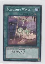 2011 Yu-Gi-Oh! Photon Shockwave #PSHW-EN062 Poisonous Winds YuGiOh Card 0a1