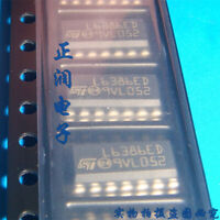 5pcs L6386ED High-voltage high and low side driver SOP