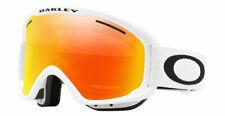 Oakley Ski Goggles O Frame 2 Pro XM Oo711303 Matt White Fire Iridium & Persimmon