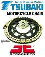 Suzuki GSXR1000 K9-L6 09-16 Tsubaki Sigma Gold X-Ring Chain & JT Sprocket Kit