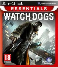 Pack PS3 Playstation 3 Watch Dogs Essentials Ubisoft Pal