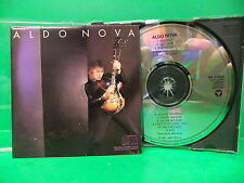 Aldo Nova S/T 1982 NM- CD Hard Rock Portrait RK 37498