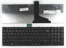 TOSHIBA SATELLITE PRO C850 C855 C850D C870 L850 L855 KEYBOARD UKLAYOUT BLACK