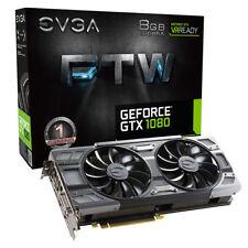 Schede video e grafiche EVGA NVIDIA GeForce GTX 1080 per prodotti informatici GDDR 5