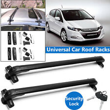 For Honda Insight 43 Inch Car Roof Rack Window Frame Cross Bar Luggage Carrier