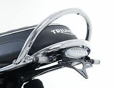 TRIUMPH Bonneville T-120 R&G Number/Licence Plate Holder TAIL TIDY 2017 LP0205BK