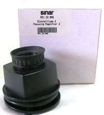 Sinar Focusing Magnifier 2, code 551.32.086 boxed MINT- #75339