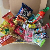 Japanese Snack & Candy Box Set, 16 pc, Dagashi Assortment, No Tracking