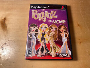 Bratz: The Movie (Sony PlayStation 2, 2007) Complete Ships Free