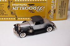 BROOKLIN BRK 88 1931 STUDEBAKER PRESIDENTCONVERTIBLE ROADSTER 1/43