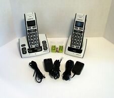 Clarity DECT 6.0 Amplified Cordless Telephone D613C with Digital Answer Machine
