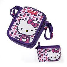 Hello Kitty Polyester Messenger/Shoulder Bags for Girls