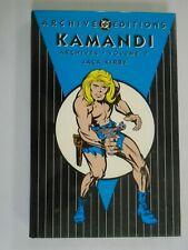 DC Archive Editions Kamandi HC #2 6.0 FN (2007)