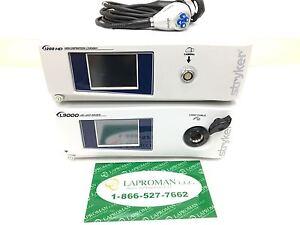 Stryker 1288 HD Complete w/ L9000 LED Light Source Endoscopy
