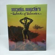 Michael Whelan's Works of Wonder Hardcover Book 1987