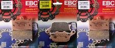 EBC HH front & rear brake pads 2007-2016 Suzuki GSF1250 GSX1250 _FA158HH FA174HH