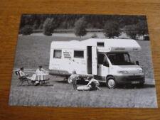 HYMER HYMERCAMP 544 & 644 MOTORHOME ORIGINAL PRESS PHOTO 1998