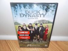 Duck Dynasty: Season 1 (DVD, 2012, 3-Disc Set) BRAND NEW, SEALED!