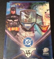 Batman Vs The Joker DC Comics Trading Card Game 2 Player Starter Set 2004 BINB