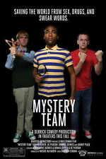 MYSTERY TEAM Movie POSTER 27x40