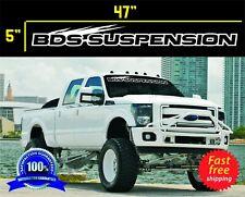BDS Suspension Systems Windshie Vinyl Decal Sticker Universal Brand