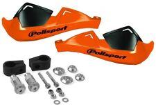 Polisport Protezione Mani Evolution Integrale 22mm Protezione Mani Arancione