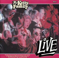 THE KELLY FAMILY : LIVE / CD