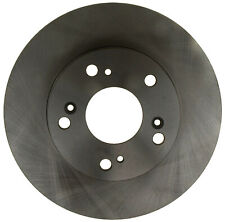 Disc Brake Rotor-Non-Coated Front ACDelco Advantage 18A1319A