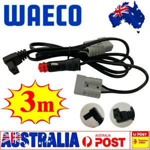 WAECO FRIDGE 12v DC Cable Lead power cord suits CFX CF -With ANDERSON PLUG 3.0m