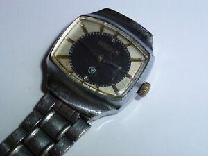 RAKETA Alte UHR Made in UdSSR Herren Armbanduhr RUSSISCHE UHR
