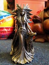 HEKATE Hecate GREEK GODDESS STATUE Figure ORNAMENT PAGAN Wiccan Occult CELTIC