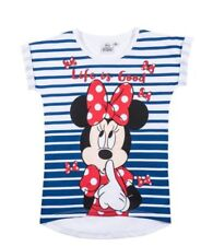 Camisas, camisetas y tops de niña de 2 a 16 años azules Disney