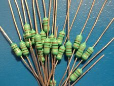 PWL  100uH  EC36-101K CONFORMAL COATED AXIAL INDUCTOR  QTY = 25