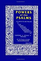 Power of the Psalms by Riva, Anna