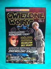 ►►Polish STAR WARS Popcorn APPENDIX 1999 Anakin Amidala Natalia Portman POLAND