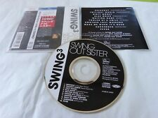 SWING OUT SISTER - SING 3 - JAPAN - PPD 1111 !!CD  !!!EX CONDITION!!!!