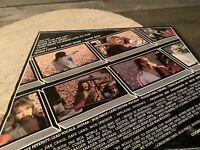 Foghat - Live - Original 1977 Vinyl LP Record Album with Die cut cover