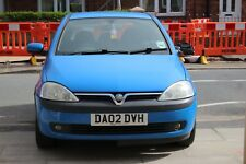 Vauxhall Corsa 1.2 SXi Spares or Repair ONLY
