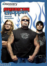 AMERICAN CHOPPER Men of Discovery Channel Series, DVD Brand NEW, Factory Sealed
