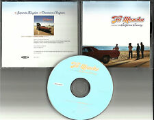 FU MANCHU California Crossing Ultra Rare2001 USA 2TRK SAMPLER PROMO DJ CD single