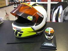 Minichamps AGV helmet Valentino Rossi 2006 1:2 Camel Yamaha MotoGP Team