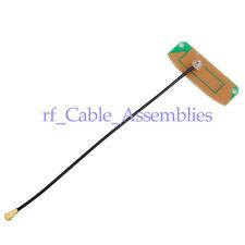 10x 824-960MHz GSM Internal Antenna 2dbi 1710-1990 IPX/u.fl Jack RA 10cm yellow