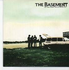 (EB356) The Basement, Do You Think You're Moving On - 2004 DJ CD