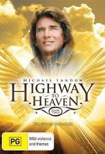 Highway To Heaven : Season 2 (DVD, 2008, 6-Disc Set)