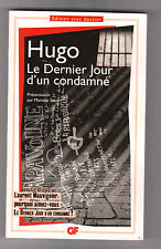 Le Dernier Jour D'un Condamné - Victor Hugo .+ dossier chrono, bio , biblio
