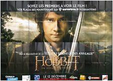 THE HOBBIT Affiche Cinéma Géante 4x3m / WIDE French Movie Poster PETER JACKSON