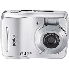 NEW Kodak EasyShare C122 8.1 MP Digital Camera - Silver