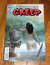 TALES FROM THE CREEPS # 1  FEB. 2015