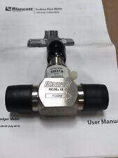 Blancett Flow Meter B110-500-1/2 NPT 7.5 GPM